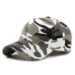 11f75c08431 2018 Snow Camo Baseball Cap Men Tactical Cap Camouflage Snapback Hat For Men  High Quality Bone Masculino Dad Hat Trucker