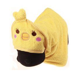 Cartoon Towel Dog Australia - Pet Dog Cartoon Bathrobes Animal Absorbent Bath Towel Puppy Cat Pajamas Blanket