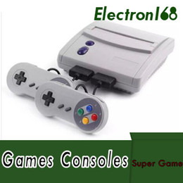 $enCountryForm.capitalKeyWord NZ - 16 Bit Super Mini SFC Game Console Entertainment System 64 Classic Games For SNES with 2 Controllers