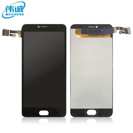 China For Umidigi UMI Z   Z PRO LCD Display+Touch Screen 100% Original WEICHENG LCD Digitizer Glass Panel Replacement +tools+adhesive cheap umi touch screen suppliers