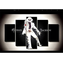 $enCountryForm.capitalKeyWord Australia - Michael Jackson -2,5 Pieces The Latest Most Popular High-definition Canvas Printed Home Decorative Art  Unframed   Framed