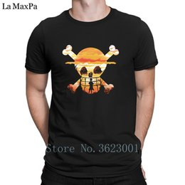 2e542be14 Designs Interesting Tee Shirt Straw Hat Crew Mens Tshirt Male Weird Men's T- Shirt Size S-3xl T Shirt For Men New Style Letter