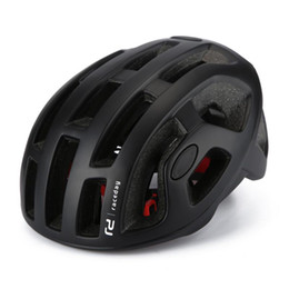 Wholesale Cycling Helmet Matte Pneumatic Mens Bicycle Helmet Professional Mountain Helmet Racing Bike IN MOLD Safely Cap