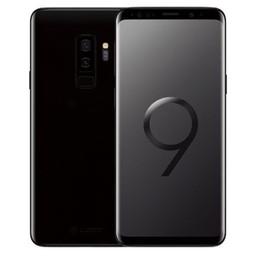 Разблокирован Goophone S9 + plus android 7 сотовый телефон MTK6580 Quad Core 1 + 8G показать Окта ядро 1G RAM 16G ROM показано 4G LTE 2560x1440 3G смартфон
