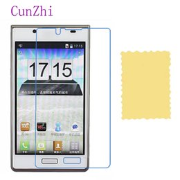 Discount definition screens - cunzhi 3 PCS Protector Film For L7 P705 P700 High-definition LCD Screen Protective Film