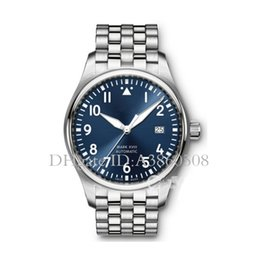 Watches for business online shopping - AAA Luxury Business Automatic Mark Watches For Men Steel Strap Japanese Mechanics Movement Sport Clock Men Watch