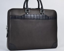 business woman briefcase 2018 - 2 Bad business casual men s PU Leather  Messenger Bag Crossbody bags d1592e7915774