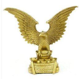 $enCountryForm.capitalKeyWord Australia - The Eagle Eagle copper ornaments realize the ambition A great hawk spreads its wingS