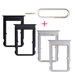 Wholesale 25Pcs For Xiaomi Mi SE SMicro SIM Card Tray Holder Accessories Mi Mi8 SE Mi8i Micro SD Card Slot Adapter With Sim Card Eject Tool