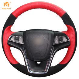 Automobiles & Motorcycles Car Silicone Steering Wheel Cover For Chevrolet Cruze Trax Aveo Lova Sail Epica Captiva Malibu Volt Camaro Cobalt Orlando