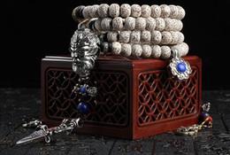 Natural Bodhi Bracelet Australia - Europe Natural bodhi refill 108 beads talisman bracelet density along Buddha diy beads bracelet