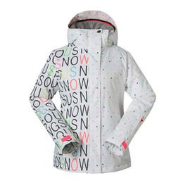 $enCountryForm.capitalKeyWord Australia - GSOU SNOW Outdoor Ladies Skiing Suit Winter Waterproof Windproof Warm Wear-resistant Ski Jacket Snow Coat For Women Size XS-L