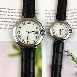 Discount men classic leather gold watch - Classic Top fashion Man women watch leather Strap japan movement popular Lady Dress Watch Female Quartz Colorful lover w