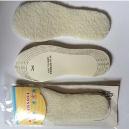 $enCountryForm.capitalKeyWord NZ - High Quality 1 pair kids Winter Warm Soft Wool Winter Shoe Insole Pad Size 26-36