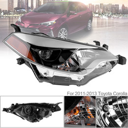 Discount headlight corolla - Waterproof Durable Driver Side Headlight LED Headlamp Replacement for 2014-2016 Toyota Corolla CLT_61P