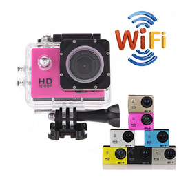 "Discount mini 32 gb - H9 Action Camera 4K Ultra HD 1080p 60fps Mini Helmet Cam WiFi 2.0"" 170D Waterproof Sport Camera"