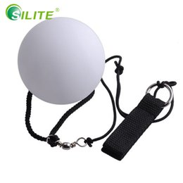 $enCountryForm.capitalKeyWord NZ - SILITE LED Crossfit Handball Light Multi-Colored POI Glow Thrown Balls Light Up For Belly Dance Hand Props LED Poi Ball Fitiness