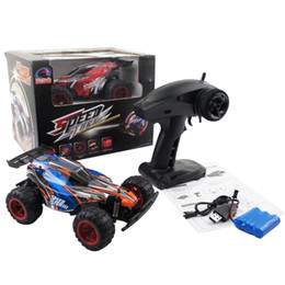 Model helicopter Motor online shopping - 1 Wireless remote control four wheel drive high speed climbing drift car off road sports car model toy factory direct selling