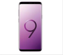 6.2 pollici full screen goophone 9 plus impronte digitali Android 6.0 1 GB / 8 GB Mostra falso 4 GB di RAM 64 GB ROM falso 4G LTE sbloccato telefono cellulare DHL gratis