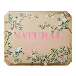 $enCountryForm.capitalKeyWord NZ - In stock Makeup eyeshadow palettes Chocolate Natural Love Eye Shadow cosmetics Collection Ultimate Neutral 30 Color dhl free shipping