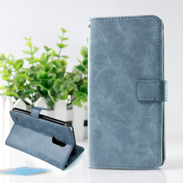 cards slots NZ - Wallet Case For Alcatel 7 Folio Metropcs For LG Q7 PLUS Q8 K11 PLUS Metropcs Inside Photo Frame Card Slots with stand B