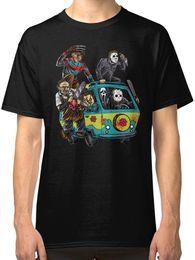 $enCountryForm.capitalKeyWord Canada - The Massacre Machine Horror Men's Black Tees T-Shirt Clothing Gift Print T-shirt Hip Hop Tee T Shirt NEW ARRIVAL tees causal