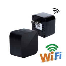 Discount mini wifi wall - 32GB 1080P Wifi Mini Charger Camera Wall Plug DVR USB Adapter Video Recorder Wireless Nanny Cam Security Camera for Andr