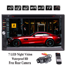 $enCountryForm.capitalKeyWord NZ - Wince Double din HD In dash stereo Car DVD CD MP4 MP3 Player Radio 1080P Video Audio Bluetooth 7'' Touch Screen SD,USB