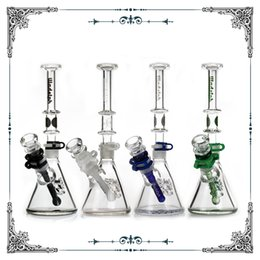 oil rig bong cheap 2019 - 7mm bongs Illadelph mini Concentrate water Pipes dab rigs Two Function beaker bong oil rig glass bubbler pipe heady bott