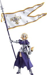 Grand models online shopping - Fate Grand Order Saint figma Joan of arc Ruler mobile handle animated peripheral model toys