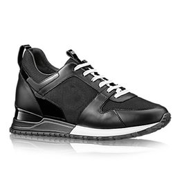 PoPular trainers online shopping - Good quality popular Designer sneakers leather trainers Women men casual shoes fashion Mixed color with box xz157