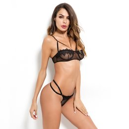 1cfbe969ba71 Al por mayor Set Sexy en Ropa Interior Sensual -Compra Baratos Set ...