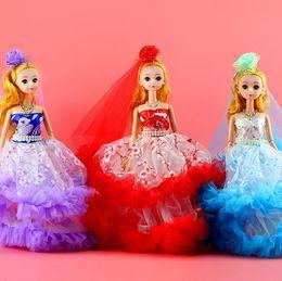 $enCountryForm.capitalKeyWord Australia - 35cm creative doll girl princess baby toy gift key chain princess