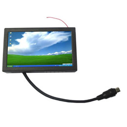 $enCountryForm.capitalKeyWord UK - 7 Inch Metal Cover VGA Touch Screen Monitor for Industrial PC ,HL700B ipc ,pos ,mini-itx pc display