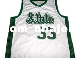80fbc587b42e wholesale Johnson  33 Michigan State New Basketball Jersey White Stitched  Custom any number name MEN WOMEN YOUTH BASKETBALL JERSEYS