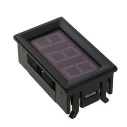 0.56in DC 0- 100V Mini Voltmètre Mini Voltmètre Diplôme Digital Panel Testeur de tension de haute précision en Solde