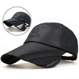 42382de7200cf LASPERAL Punk Rock Breathable Snapback Baseball Cap Women Men Summer Mesh  Trucker Hat Hip Hop Caps For Female