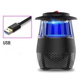 Toptan satış 711TEK Moaquito Killer, USB Powered toksik olmayan UV LED Böcek Killer, Elektronik Sivrisinek Tuzak Lamba, Çevre Dostu için Çevre Dostu Bug Zapper