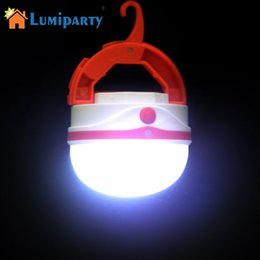 Discount mini camping lanterns - LumiParty USB Charging Portable Lamp Mini Highlighted Camping Hanging Light Outdoor Waterproof Multi-functional Lantern