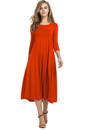 ec309a748 Dresses Amazon UK - 2018 Europe Autumn Hip Amazon Ebay Cross-border Hot  Style Dress