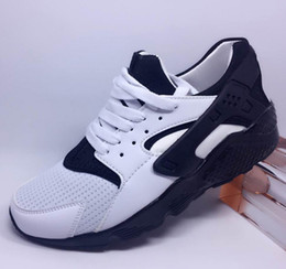 efeb5d17d 2018 low price High Quality Air Ultra Mesh Breathe sports Casual shoes Mesh  Men Women s Huaraches Sneakers Size 36-44 Eur