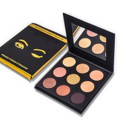 $enCountryForm.capitalKeyWord UK - Hot Popular Web Celebrity New Brand Makeup Palette 9 color Pressed Powder Eyeshadow Palette Free Shipping