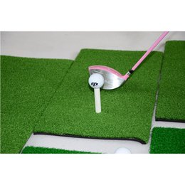 golf swing mats 2019 - Golf Trainging,Portable Golf Swing Training Mat Indoor Swing Practice Mat discount golf swing mats