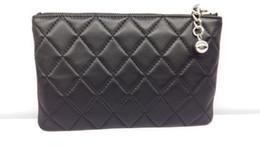 Black Cross Bags Canada - Hot Popular Black Classics Clutch Bags Fashion Criss-Cross Thread Bags Free Shipping 17.5Lx10.5H(cm)