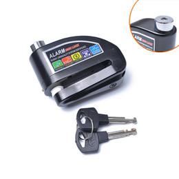 Опт Motor Bike Lock мотоцикл сигнализация moto скутер аксессуары колонка противоугонное устройство система велосипед мотобайк дисковый тормоз пит-байк