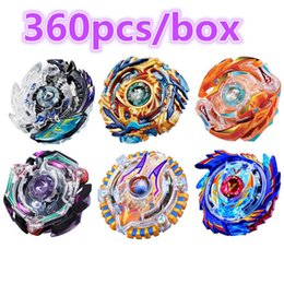 Discount beyblade shipping - wholesale Beyblade Burst Fighting Battle Spinning Top Set Beyblade Spinner Burst Toy with Launcher free shipping B71 B73