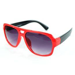 12c1b51396 Nueva moda de verano para niños, niños, gafas de sol, gafas de sol retro,  protección UV, para niños, niñas, gafas, deportes al aire libre, gafas de  playa