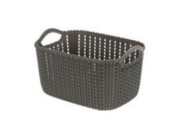 vegetable basket storage Canada - Portable small storage basket plastic kitchen fruit and vegetable storage basket home clothing sundries basket
