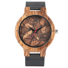 Chinese  Fashion Wood Watch Men's Wristwatches Minimalist Design Original Wooden Bamboo Watch Male Wooden Clock Montre Homme Dropshipping S914 manufacturers