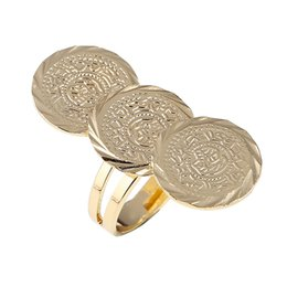Discount arab ring - Arab Ancient Coin Ring Middle Eastern Jewelry Money Coins Ring Africa